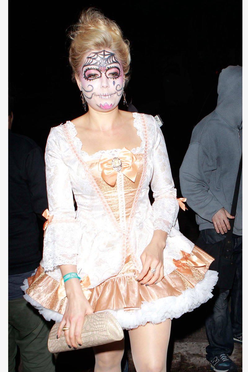 Kate Upton costum Halloween