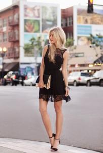 rochie de bachet dantela 2
