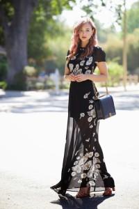 rochie de banchet maxi