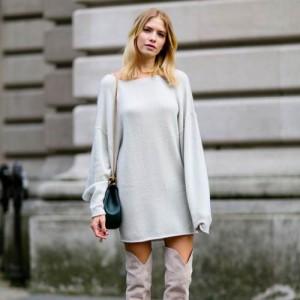 pulover supradimensionat