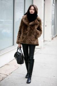 haina de blana cizme peste genunchi 3