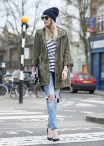 parka sporty-chic