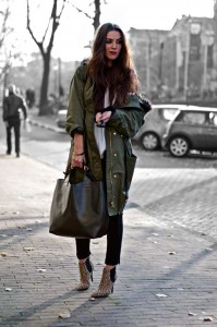 parka tinute urban chic 1
