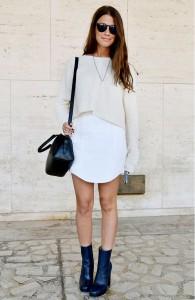 pulover scurt peste rochie 2