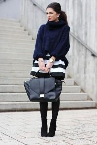 pulover scurt peste rochie 3