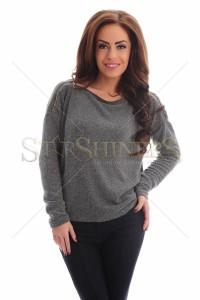 Pulover PrettyGirl Trendiest Grey