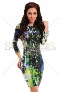 Rochie Ana Radu Just Passion Green