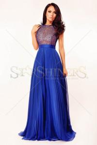 Rochie Ana Radu Royal Lady Blue