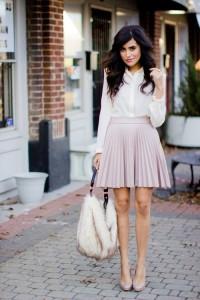 geanta de blana outfit feminin