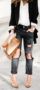 geanta de blana tinuta influente masculine