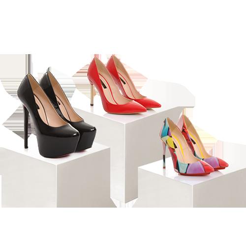 Descoperă noua colecţie de pantofi de pe StarShinerS!