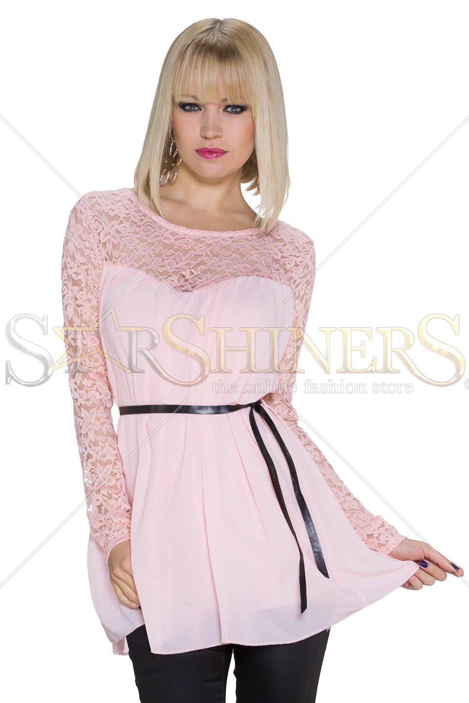 Bluza Distinct Sensation Rosa