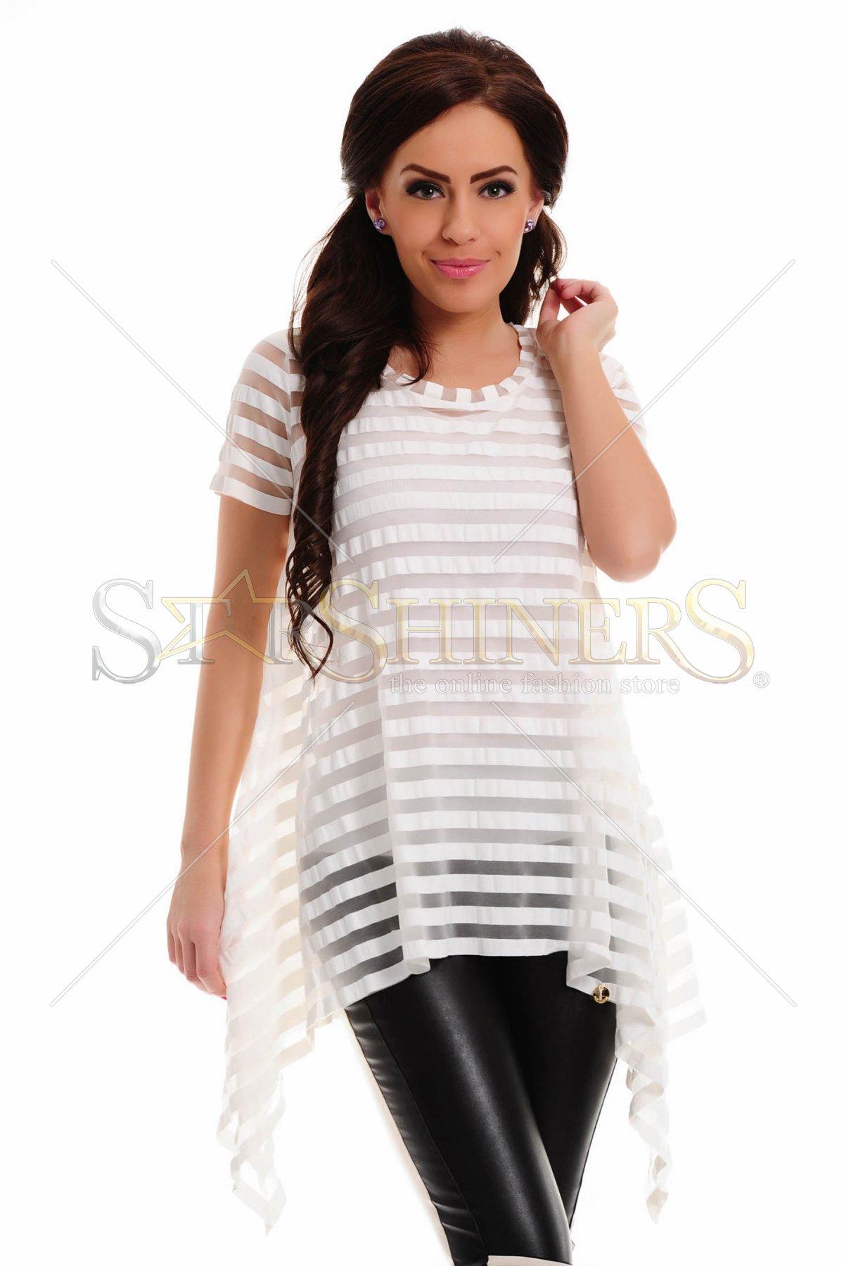 Bluza PrettyGirl Definite White
