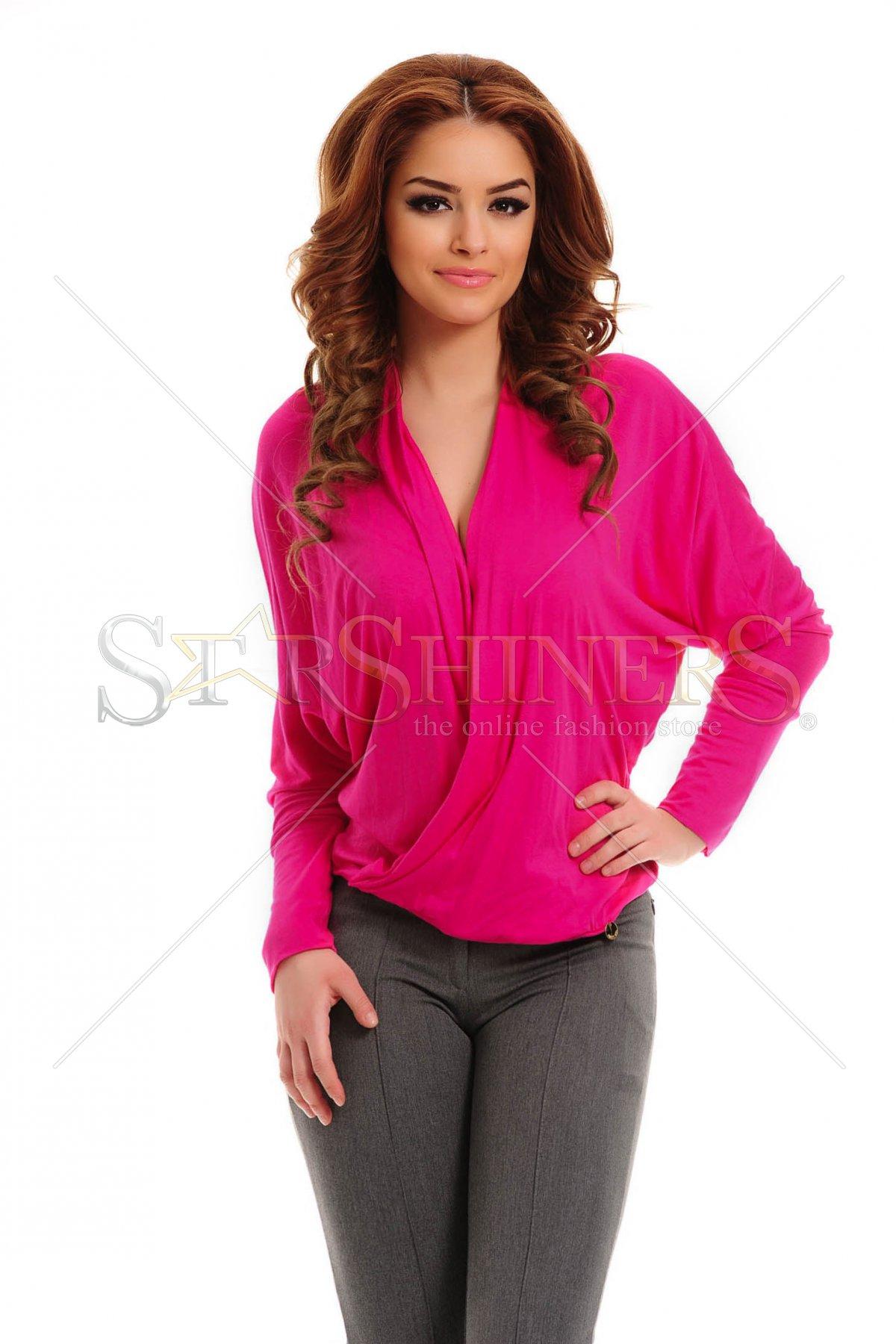 Bluza PrettyGirl Queenly Pink