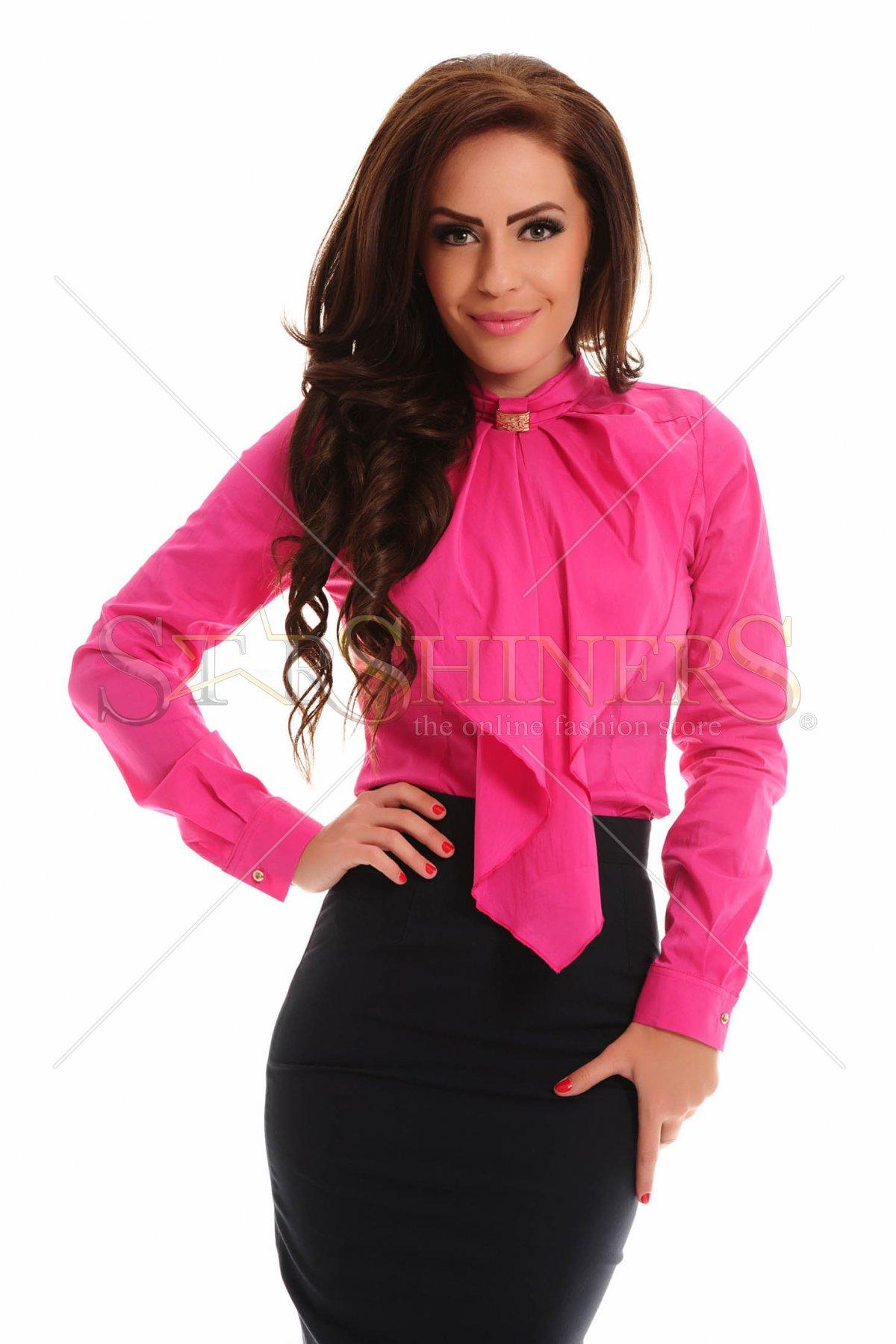 Camasa PrettyGirl Innocent Me Pink