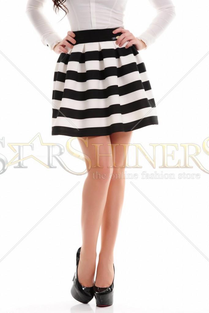 Fusta Fofy Ideal Posture Black