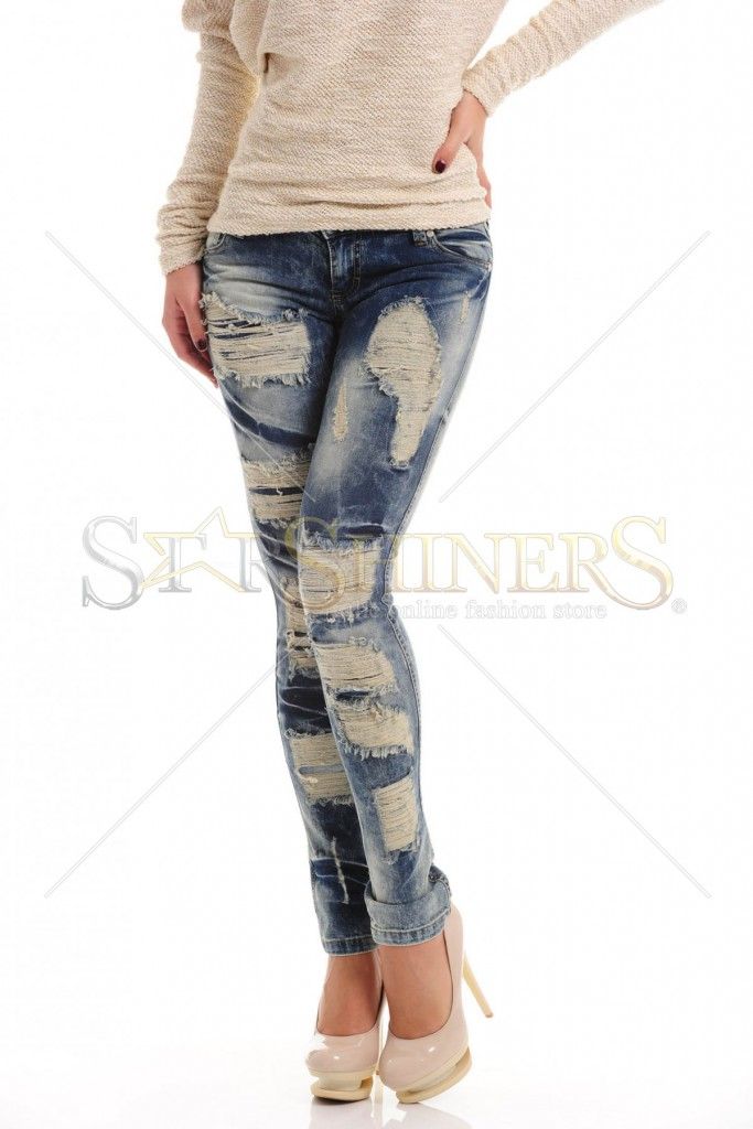 Jeans Mexton Little Madness Blue