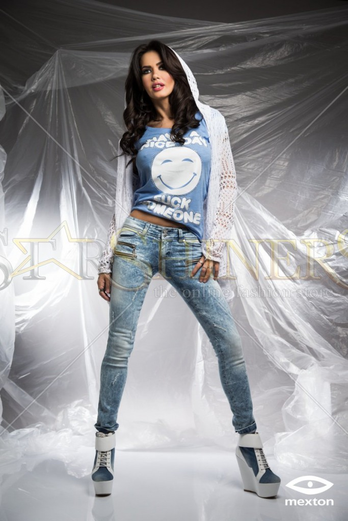 Jeans Mexton Unwind Desire Blue