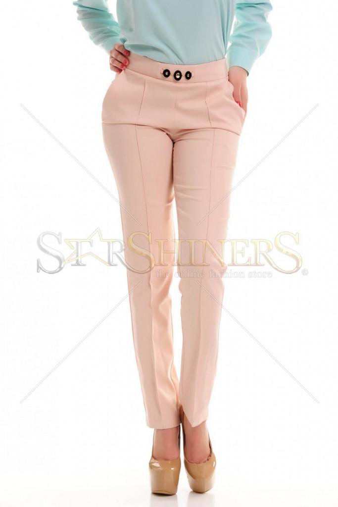 Pantaloni LaDonna Stay Aware Rosa