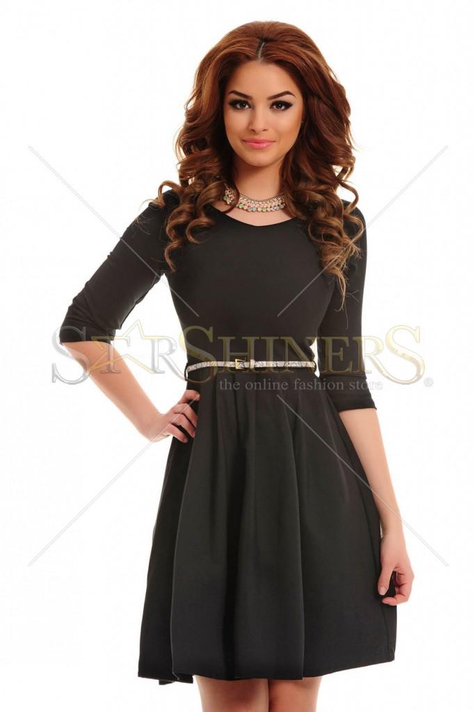 Rochie PrettyGirl Convenience Black
