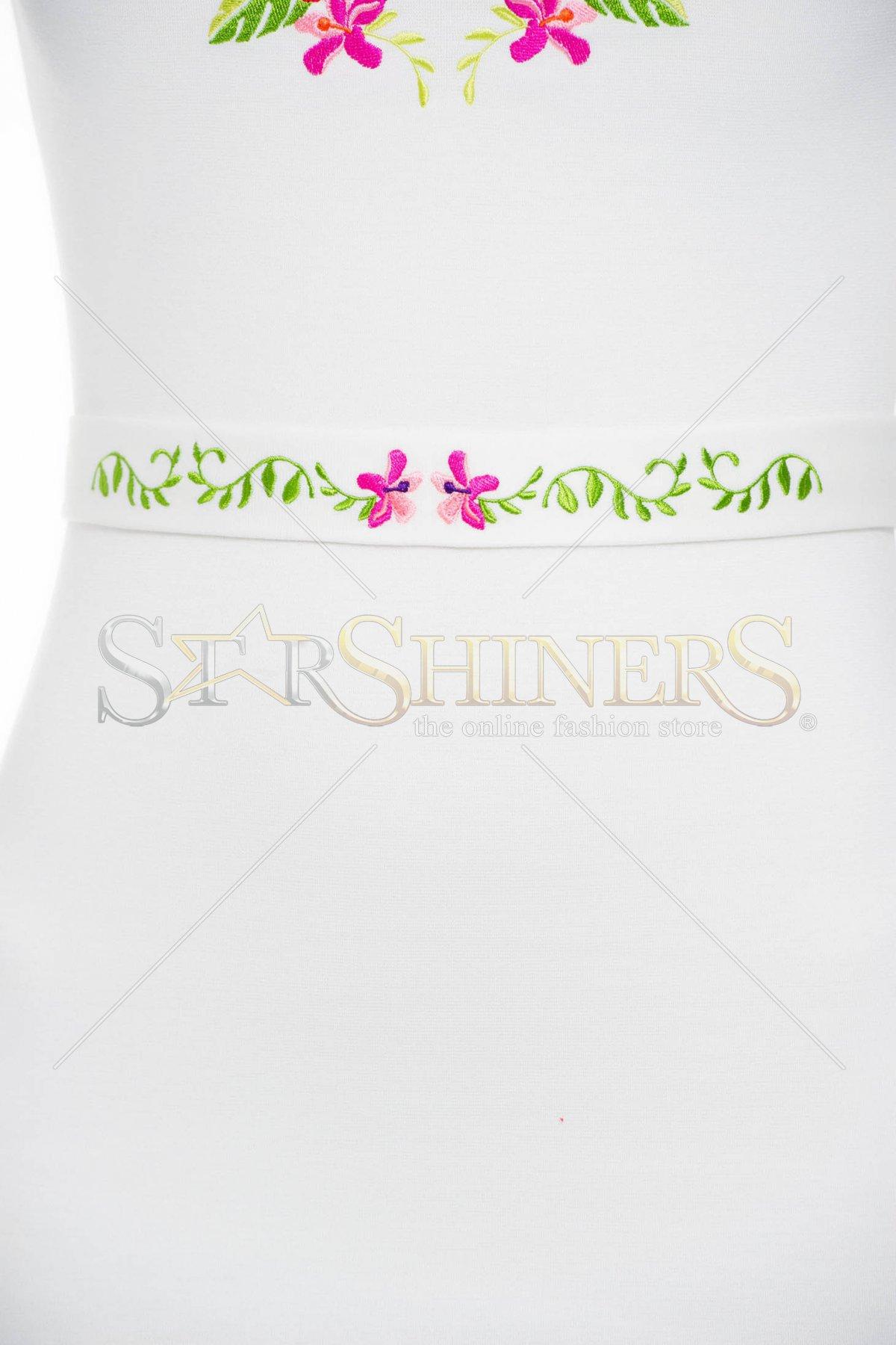 Curea StarShinerS Brodata Amazon White