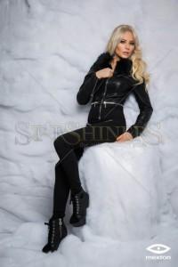Jacheta Mexton Fancy Character Black