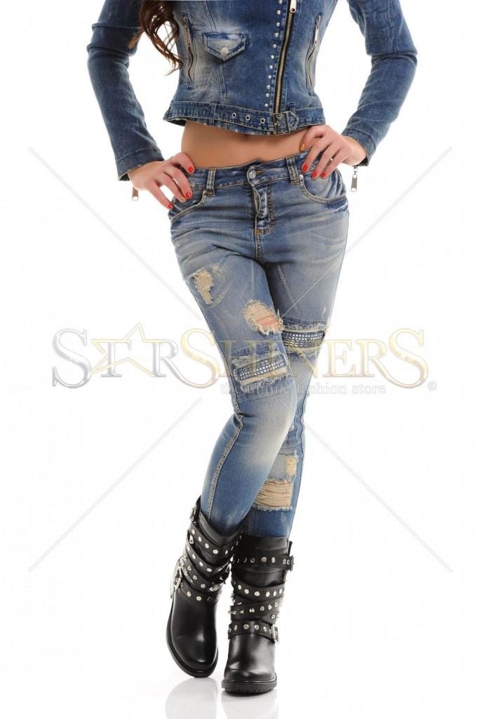 Jeans Mexton Ideal Night Blue