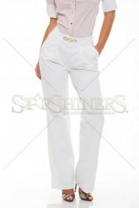 Pantaloni PrettyGirl Facilitation White