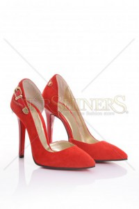 Pantofi Mexton Urban Attitude Red