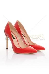 Pantofi Mineli Boutique Passion Red