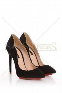 Pantofi Mineli Boutique Seductive Black