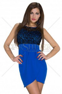 Rochie Everlasting Dream Blue