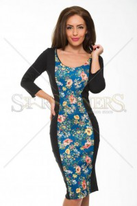 Rochie StarShinerS Appealing Black