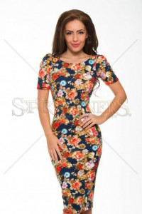 Rochie StarShinerS Beautiful DarkBlue