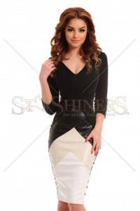 Rochie StarShinerS Decadence Black