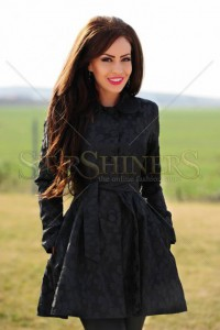 Trench LaDonna Lovely Choice Black