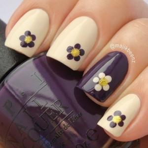 unghii de paste flori 2