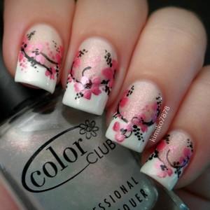 unghii de paste flori 3