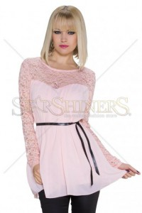 Bluza Distinct Sensation Rosa