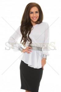 Bluza LaDonna First Concept White