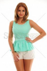 Bluza PrettyGirl Covered Mint