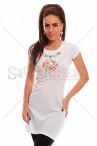 Bluza StarShinerS Brodata Innovative White