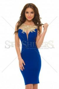 Rochie LaDonna Bright Lounge Blue