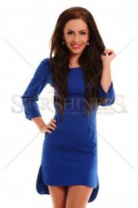 Rochie PrettyGirl Hot Pick Blue
