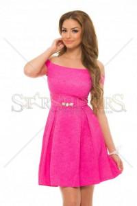 Rochie PrettyGirl Undeceived Pink