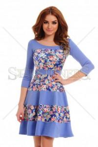 Rochie StarShinerS Bohemian Blue