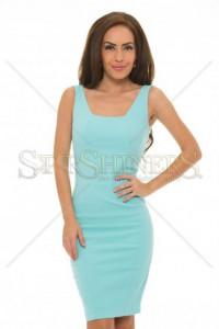 Rochie Tented Allure Blue