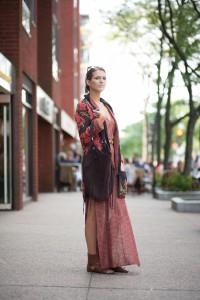 rochie maxi boho-chic 2