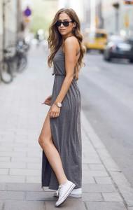 rochie sport maxi