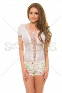 Body MissQ Rustic Style Lila